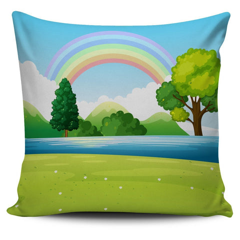Rainbow Forest Pillow - UYL Online Store
