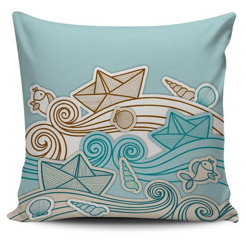 Sailor Art Pillow - UYL Online Store