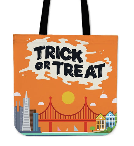 Trick or Treat Tote Bag F+S - UYL Online Store
