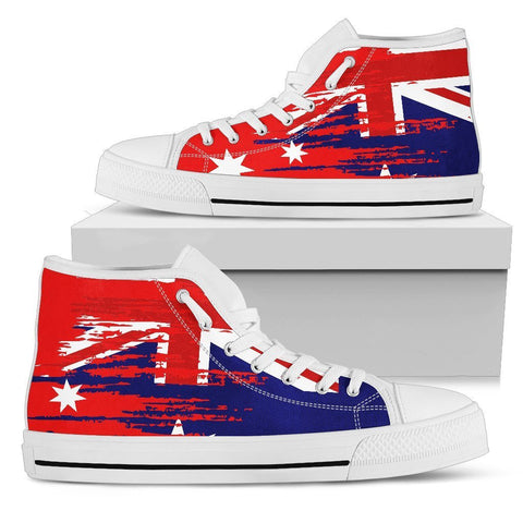 UK Flag High Top Shoes - UYL Online Store