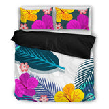 Floral Feather Bed Setting - UYL Online Store