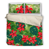 Flower Bed Bedding Set - UYL Online Store