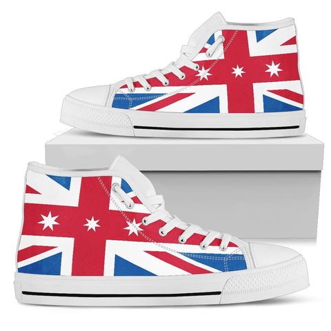 Union Jack High Top Shoes - UYL Online Store