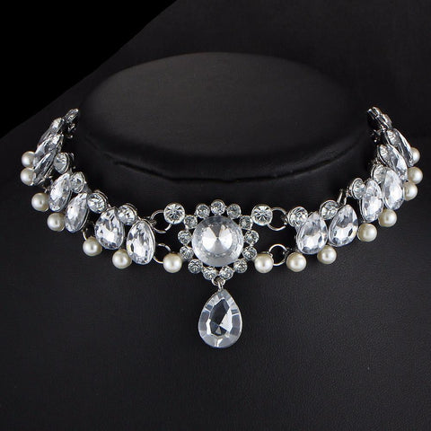 Crystal Gem Choker