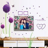Dandelion Mural PVC Home Decor Wall Stickeres - UYL Online Store