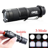 Mini Tactical Flashlight FREE + Shipping Offer - UYL Online Store