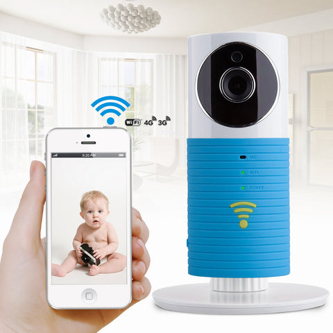 Mini Camera Baby sleep Monitor WiFi IP Camera With Two-way TOPS Audio Motion Detection Night Vision 10 Meters - UYL Online Store