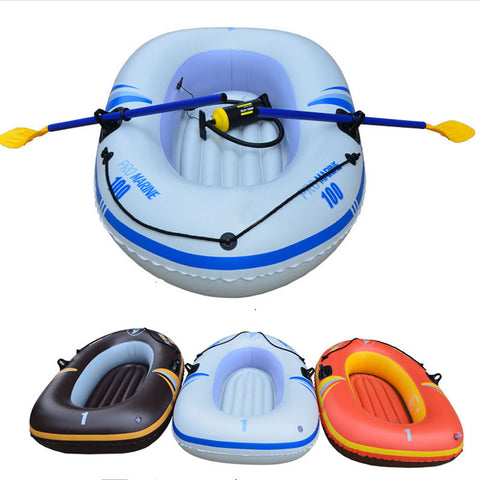 Inflatable PVC Boat - UYL Online Store