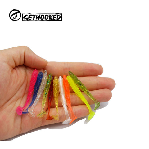 Pesca Artificial Lure Fishing Worm