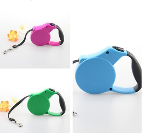 Retractable Dog Leash ABS Extending Pet Dog Puppy Walking Leash Leads FREE plus Shipping Offer