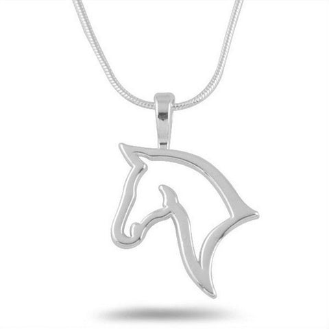 Horse Necklace And Pendant - UYL Online Store