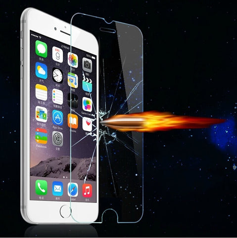 Tempered Glass Ultra Thin 0.3mm High Clear Glass Screen Protector For iPhone - UYL Online Store