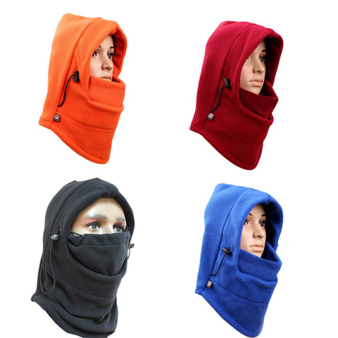 Thermal Fleece Balaclava Hood - UYL Online Store
