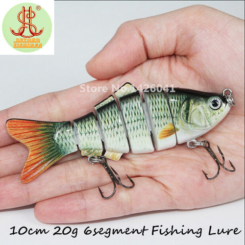 Fishing Wobblers Lifelike Fishing Lure FREE plus Shipping Offer - UYL Online Store
