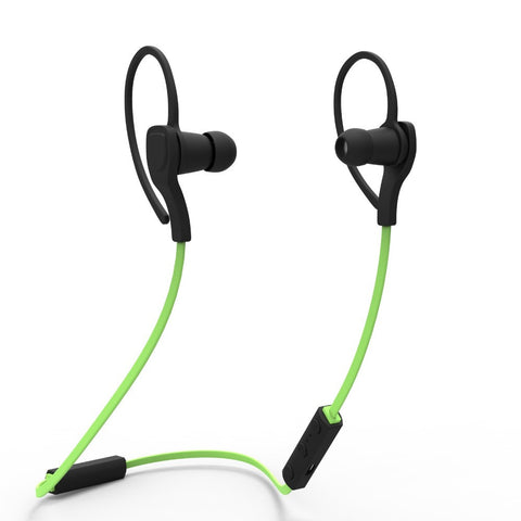 Wireless Headset Bluetooth 4.1 stereo in-ear run Sport Earphone headphones with Mic