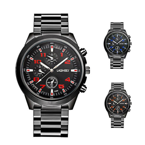 Quartz Waterproof Men's Watch - UYL Online Store