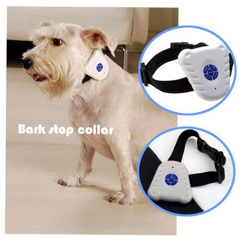 Ultrasonic Dog Bark Stop Collar FREE plus Shipping Offer