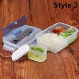 Lunch Box Microvable Kids Food Container With  Soup Cup Spoon - UYL Online Store