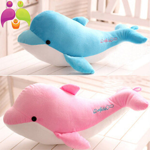 High Quality Dolphin Pillow Plushie