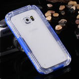Waterproof Heavy Duty Hybrid Swimming Dive Case For Apple & Samsung Phones
