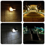 LED Solar Power Outdoor Garden Wall/Fence/Gutter Light - UYL Online Store