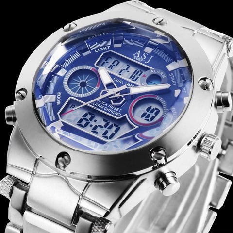 ASJ Fashionable Men's Watch - UYL Online Store