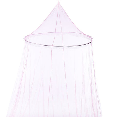 Elegantly Laced Princess Mosquito Mesh Net Canopy with Round Dome Bedding Net - UYL Online Store