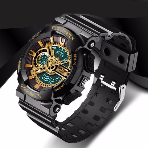Sanda Waterproof Military Watch - UYL Online Store