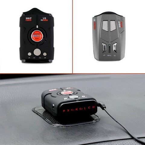 Car Detector Laser Anti Radar Detector with LED Display