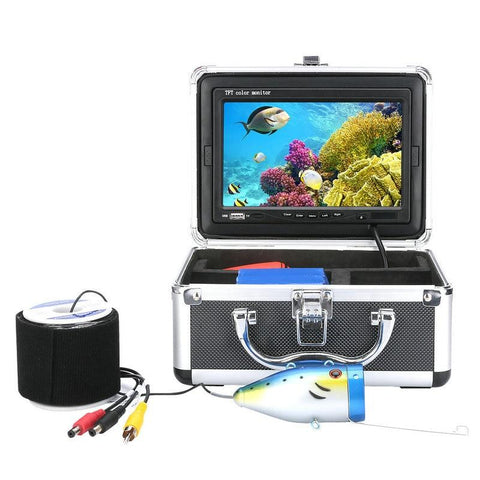 Waterproof Fishing Video Underwater HD DVR Recorder
