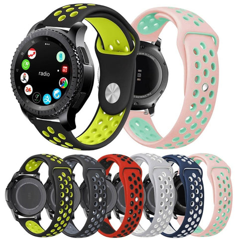 Silicone Sport Band for Samsung Galaxy