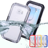 Waterproof Heavy Duty Hybrid Swimming Dive Case For Apple & Samsung Phones - UYL Online Store