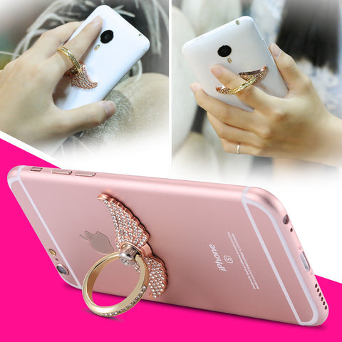 Metal Finger Ring For Mobile Phone - UYL Online Store