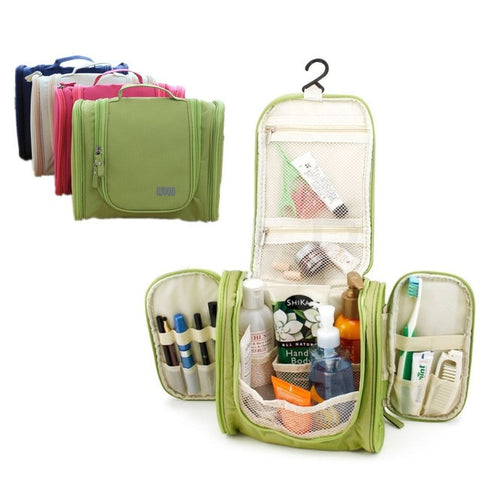 Toiletry Bag Makeup Organizer