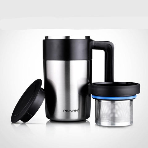 Stainless Steel Thermos Cup Vacuum Flask