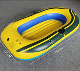 Inflatable Boat With Paddle Pump, Patching Kit & Rope - UYL Online Store