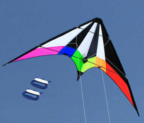 Lightning Kite with Handle And Line