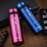 Insulated Thermos Cup with Tea Infuser - UYL Online Store