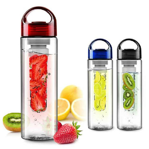 Sports Fruit Juice Infuser Water Bottles