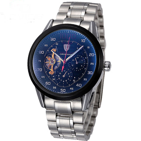 TEVISE Luxury Mechanical Men's Watch - UYL Online Store