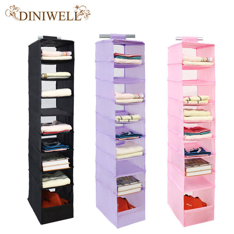 Hanging Box Underwear Sorting Clothing Shoe Jean Storage Mails Door Wall Closet Organizer - UYL Online Store