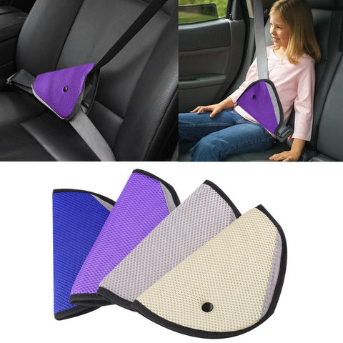 Children Seat Belt Clip - Car Safety Cover Strap Adjuster Pad Harness - UYL Online Store