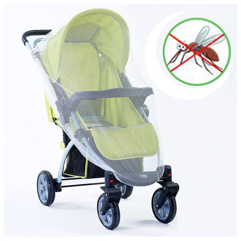 Baby Stroller Pushchair Mosquito Insect Shield Net Protector