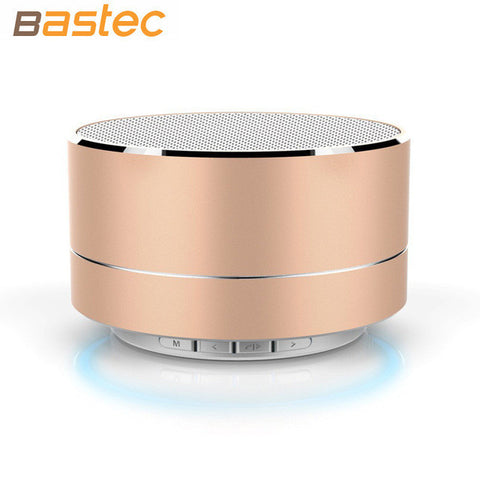 Wireless Bluetooth Speaker with Microphone Portable Mini Super Bass Subwoofer