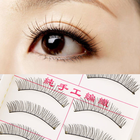 Soft And Thick Eyelash Extension