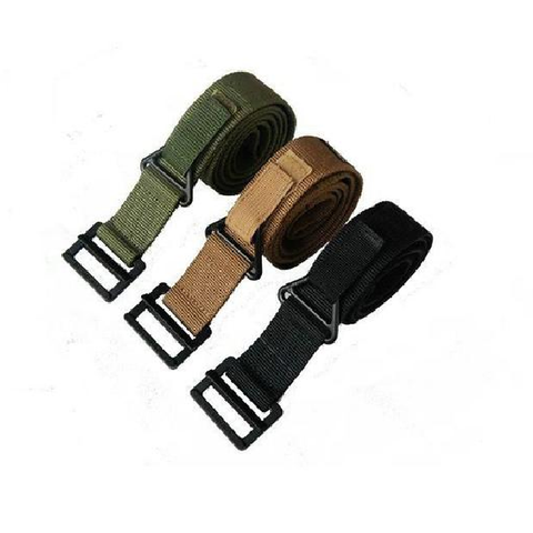 Adjustable Tactical High Density Nylon Belt - UYL Online Store