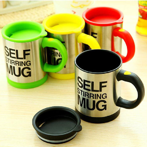 Self Stirring Coffee Mug - UYL Online Store