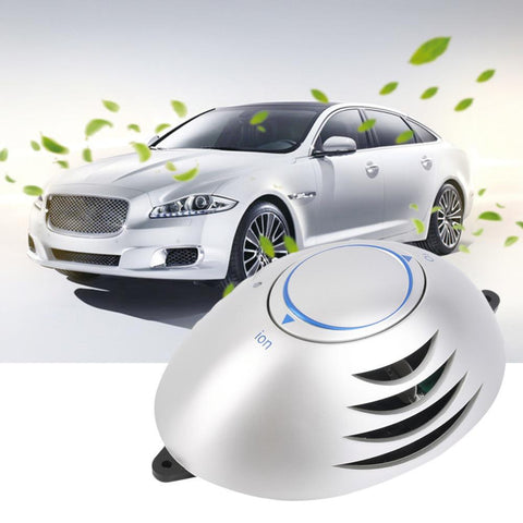 Car Air Re-freshener, Purifier and Oxygen Bar Ionizer