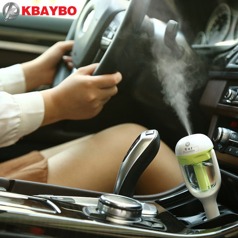 Portable Mini Car Aromatherapy Humidifier and Air Aroma Mist Purifier