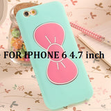 Fashion 3D Cartoon Butterfly Bow Silicone TPU Cases Fashion Stand Holder Cover FREE Plus Shipping Offer - UYL Online Store